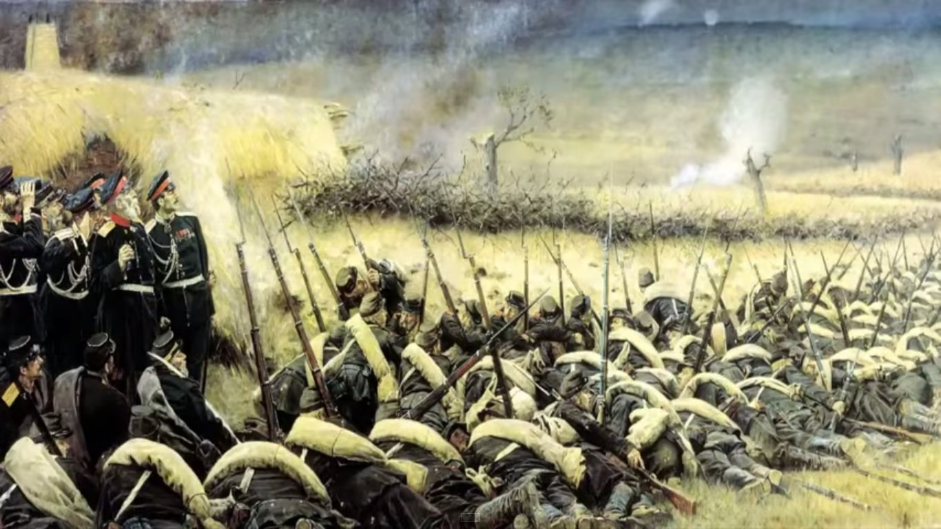 война против турции