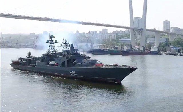 модернизация фрегат