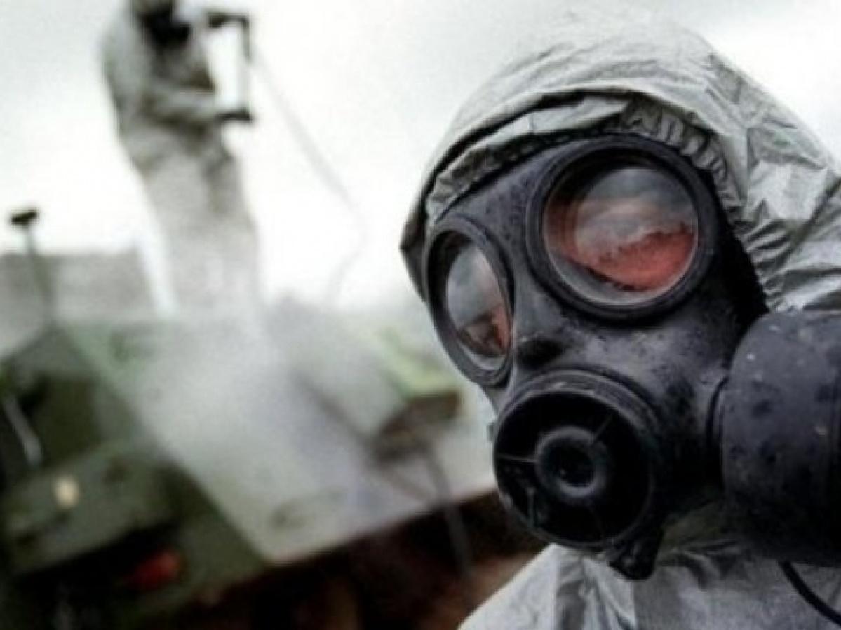 химическое оружие хлор
