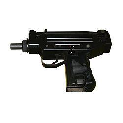 узи пистолет