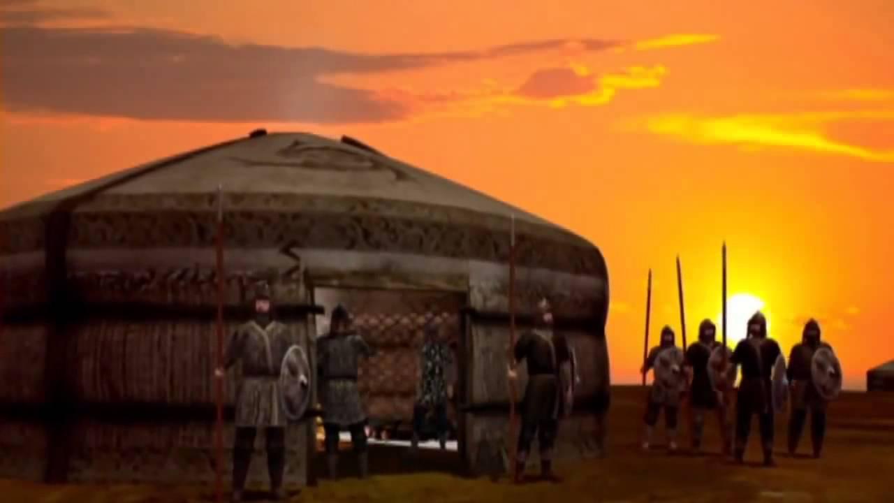 нашествие монголов на русь карта