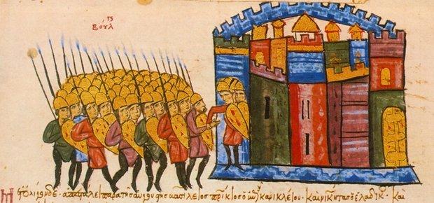 столица великой болгарии