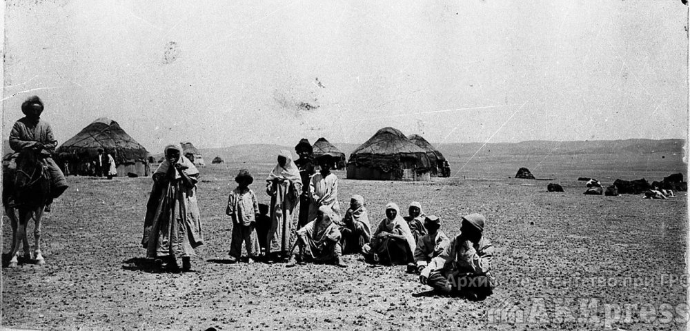 руководители восстания 1916 года в казахстане