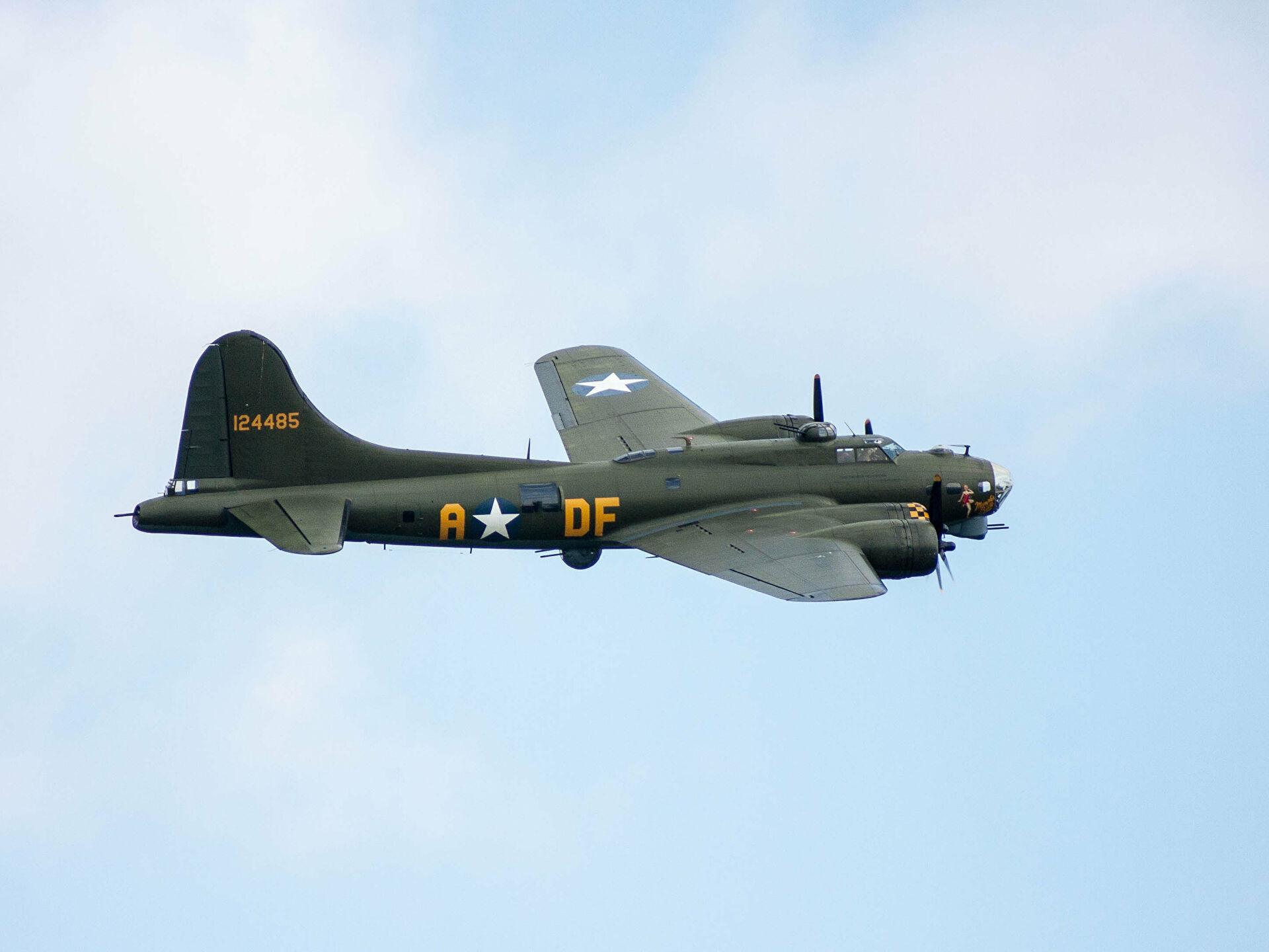 б 17 самолет