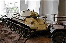 кто изобрел танк т 34