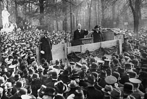 основные события революции в германии