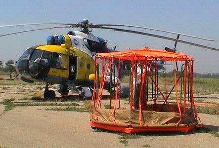 строение вертолета