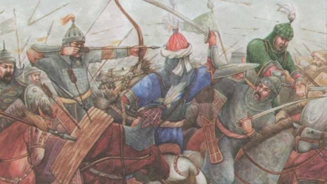 последствия джунгарского нашествия