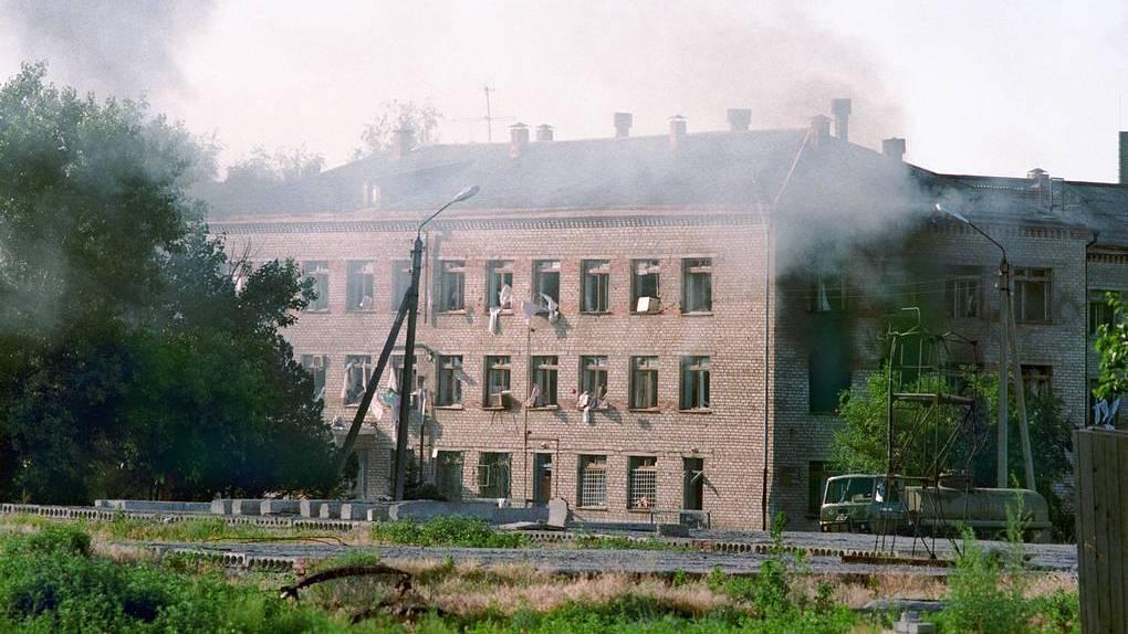 буденновск 1995