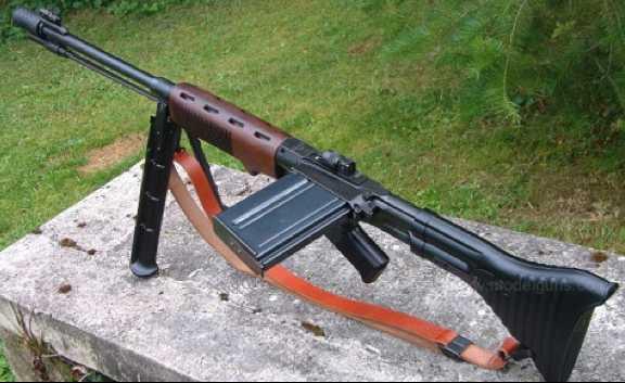 карабин маузер 98к