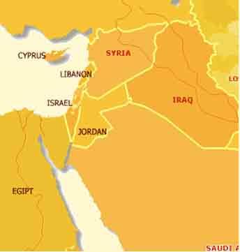 ближневосточный конфликт кратко