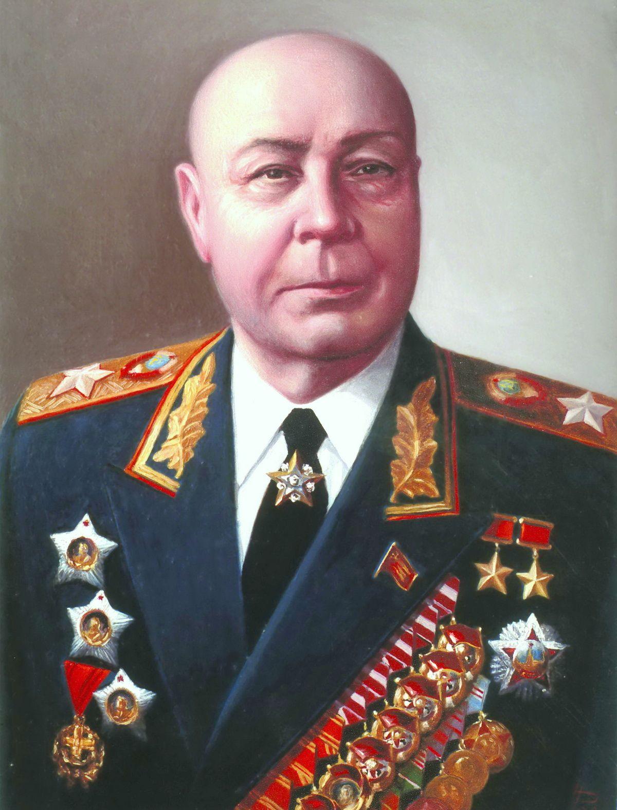 маршал тимошенко биография личная жизнь