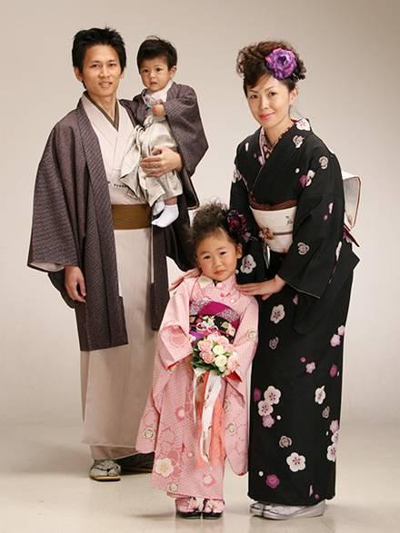 национальная японская одежда