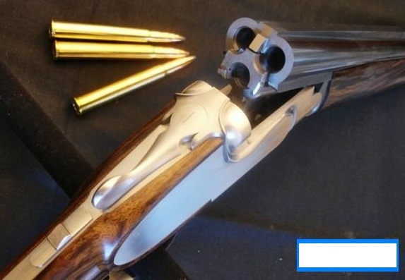 двустволка с нарезным стволом