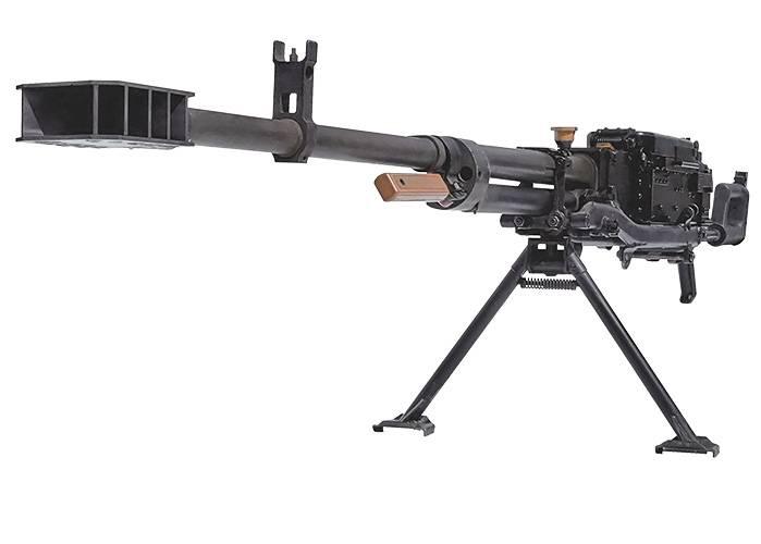самое большое оружие в мире