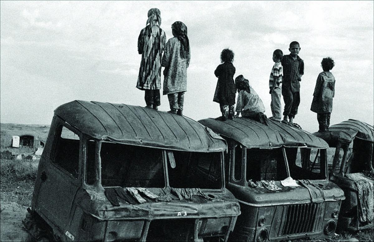 в каком году была война в таджикистане