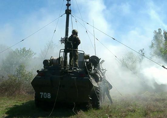 связь армия