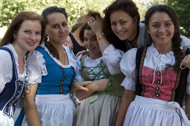 где живут немцы в россии