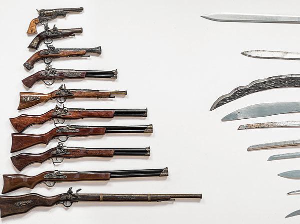 какое оружие разрешено в россии для граждан