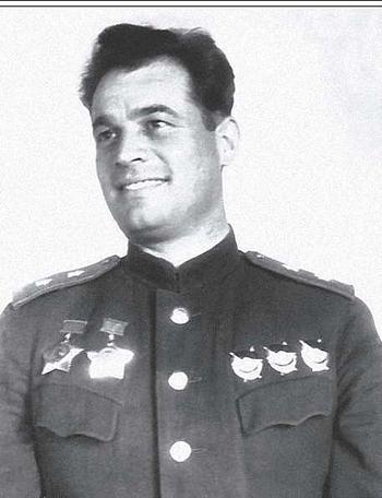 черняховский иван данилович биография