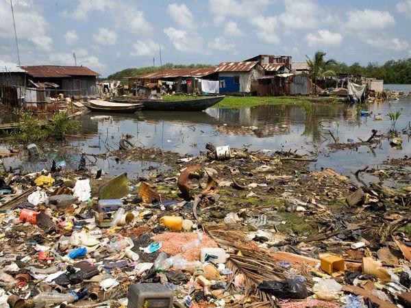 проблемы загрязнения гидросферы