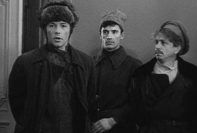 советский милиционер