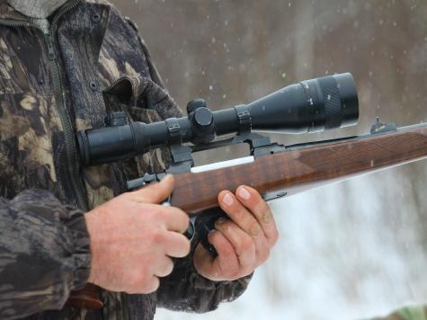 карабин оружие