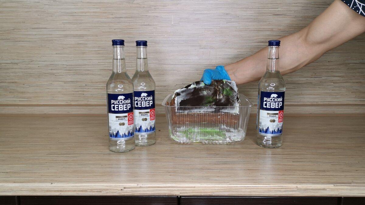кто придумал водку в россии