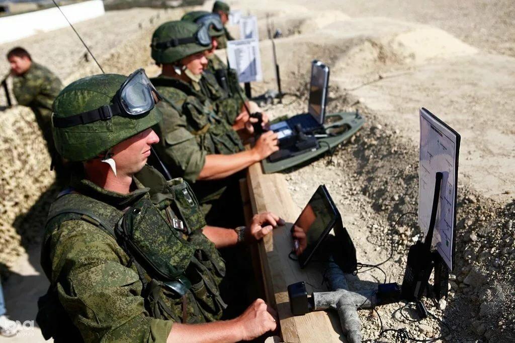 войска связи российской федерации