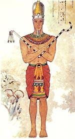 одежда вельможи в древнем египте