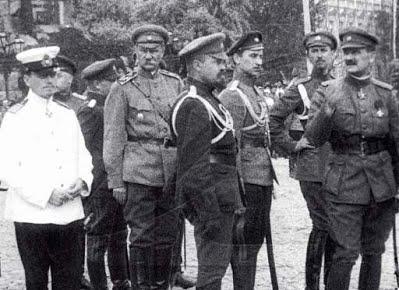 белая армия гражданская война