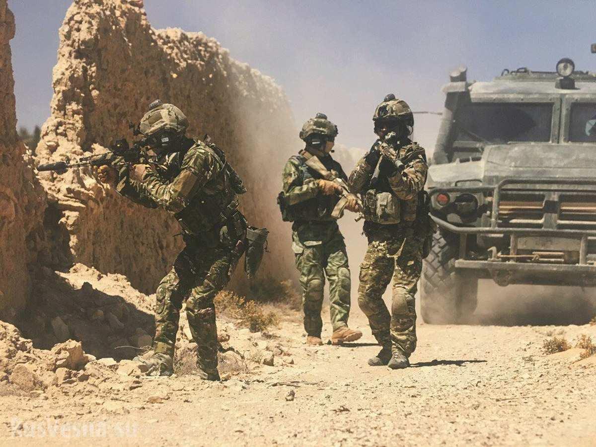 войска в сирии