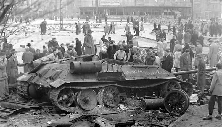 события в венгрии 1956 кратко