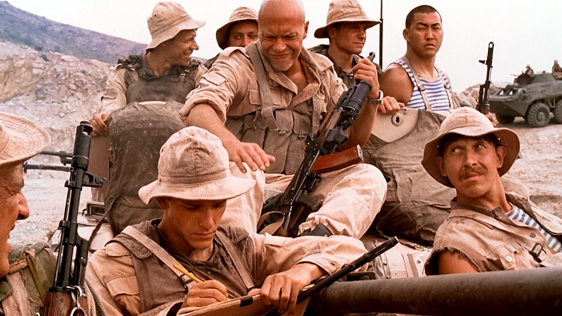 про афганистан фильмы