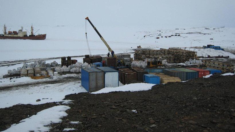 арктическая база