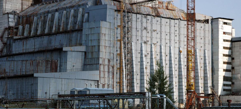 причина взрыва в чернобыле