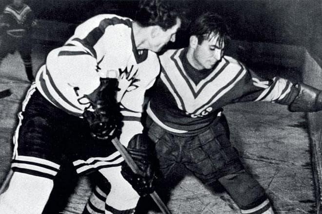 тихонов хоккей
