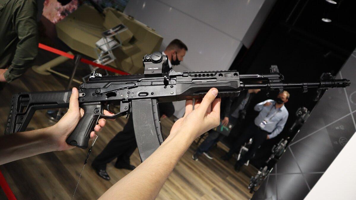 приемы стрельбы из автомата калашникова