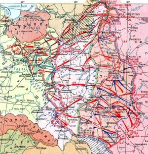 польско литовская интервенция началась во время правления