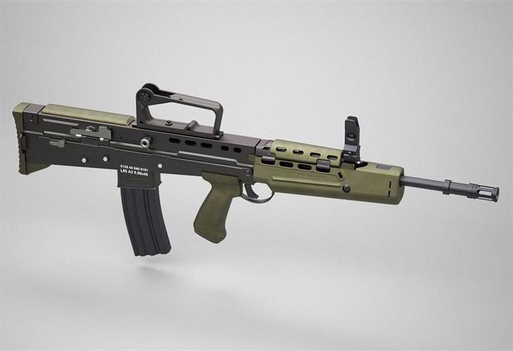 l85 винтовка