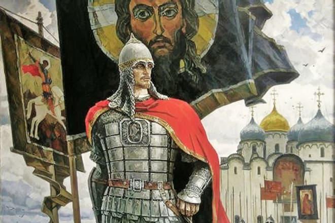 почему князя александра стали называть невским