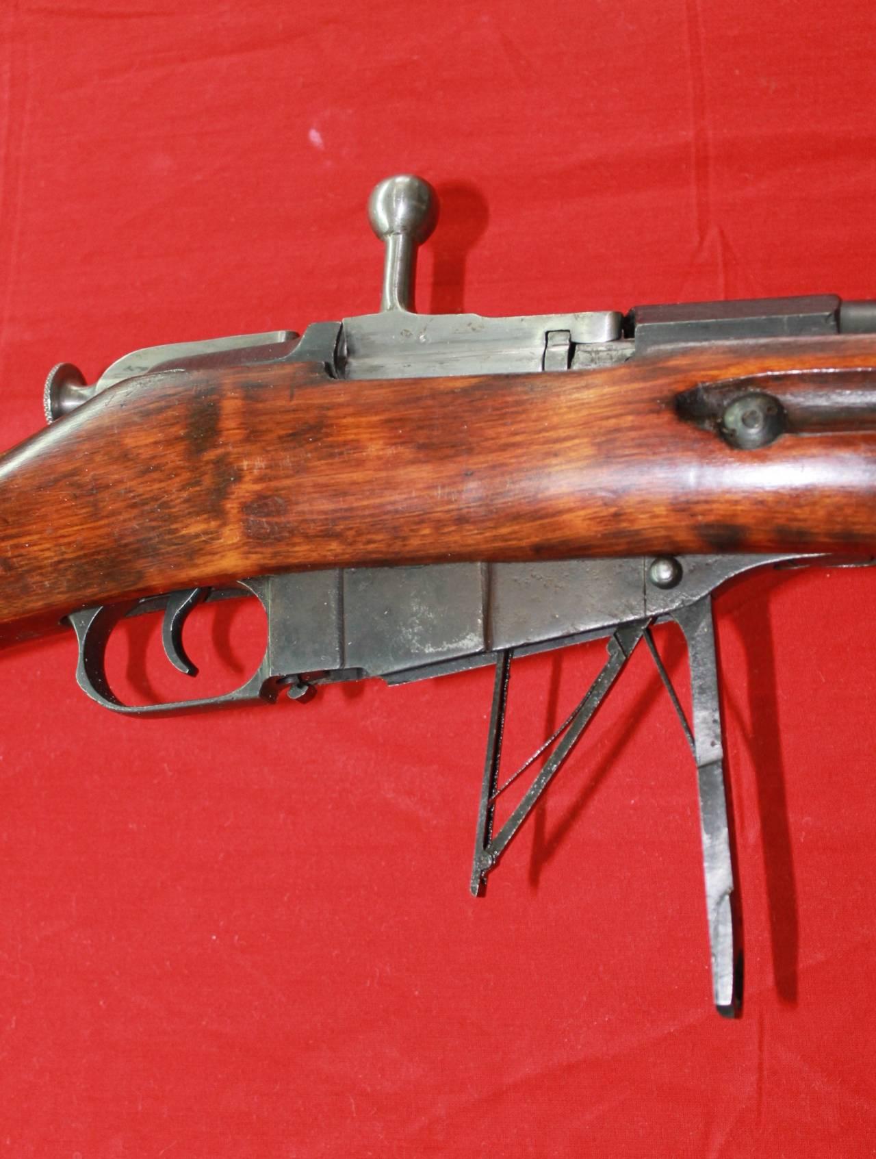 штык нож винтовки мосина