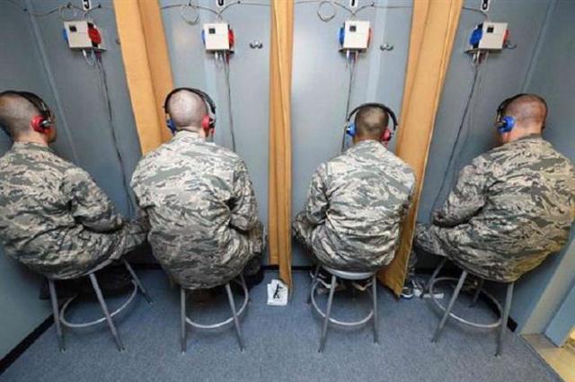 давление армия
