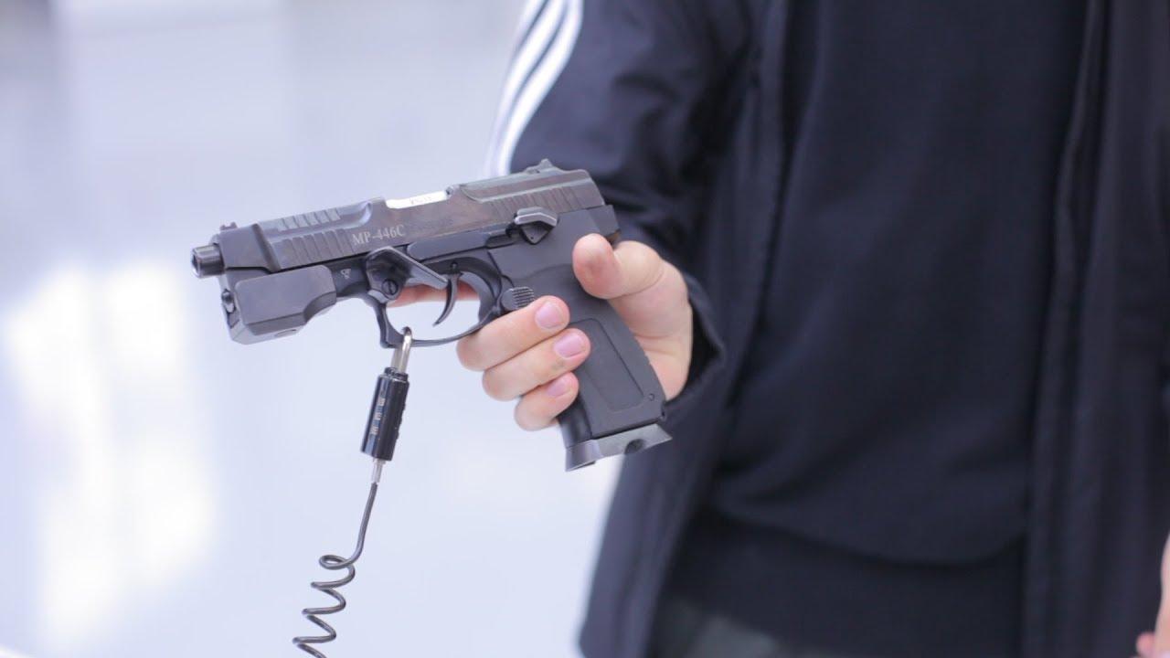 как научиться стрелять из пистолета
