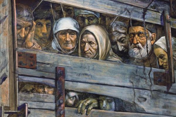 переселение крымских татар в 1944 году причины
