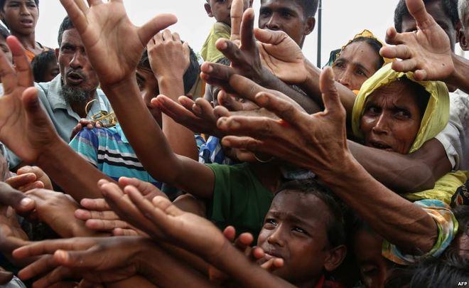 геноцид в бирме