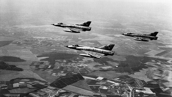 6 дневная война 1967