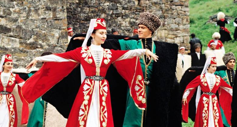 кавказские люди
