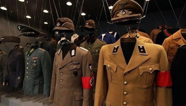 форма фашистской германии