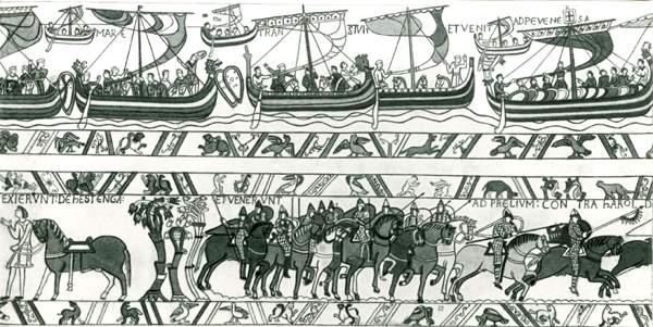 1066 год событие в англии